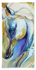 Arabian Abstract Bath Towel