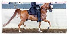 Arabian Show Horse 4 Hand Towel