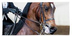 Arabian Show Horse 5 Hand Towel