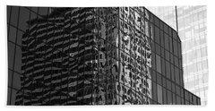 Architecture Reflections Bath Towel
