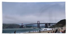 Baker Beach Bath Towel