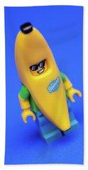 Banana Man Hand Towel
