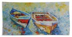 Barques De Provence Bath Towel