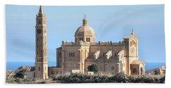 Basilica Ta Pinu - Gozo Bath Towel