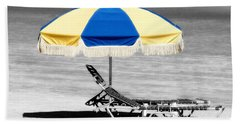 Beach Day Hand Towel