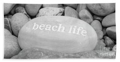 Beach Life Hand Towel