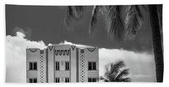 Beacon Hotel Miami Bath Towel