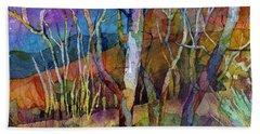 Beyond The Woods Bath Towel