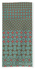 Bibi Khanum Ds Patterns No.1 Hand Towel