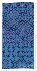 Bibi Khanum Ds Patterns No.2 Bath Towel