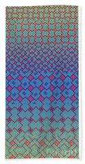 Bibi Khanum Ds Patterns No.3 Bath Towel
