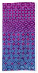 Bibi Khanum Ds Patterns No.4 Bath Towel