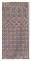 Bibi Khanum Ds Patterns No.6 Hand Towel