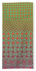 Bibi Khanum Ds Patterns No.8 Hand Towel