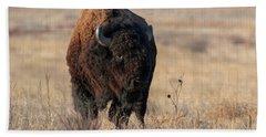 Bison Hand Towel
