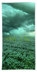 Blessings Hand Towel by Phil Koch