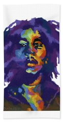 Bob Marley-for T-shirt Bath Towel