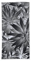 Botanical Bath Towel by Wayne Sherriff