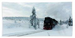 Brockenbahn, Harz Hand Towel