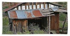 Bull Canyon Line Cabin Hand Towel