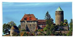Burg Colmberg Bath Towel