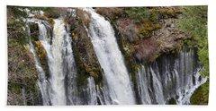 Burney Falls Hand Towel