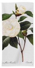 Camellia, 1833 Hand Towel