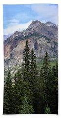 Canadian Rockies No. 2-1 Hand Towel