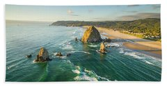 Cannon Beach Bath Towel