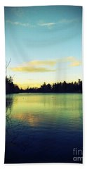 Center Of Peace Bath Towel