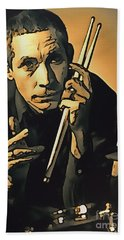 Charlie Watts Collection - 2 Bath Towel