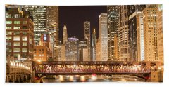 Chicago Hand Towel