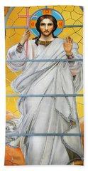 Christ The Redeemer Hand Towel