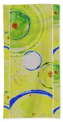 Circle Obsession 1 Hand Towel