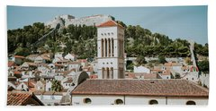 City Of Hvar Hand Towel