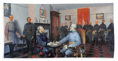 Civil War: Appomattox, 1865 Hand Towel