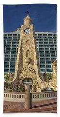 Clock Tower Hand Towel
