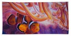 Clownfish Bath Towel