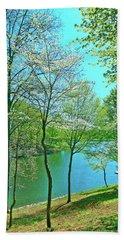 Cluster Of Dowood Trees Bath Towel