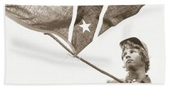Confederate Soldier Bath Towel