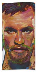 Conor Mcgregor Hand Towel