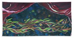 Consequence Beyond The Horizon Hand Towel