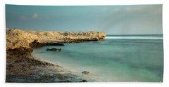 Coral Coast Bath Towel