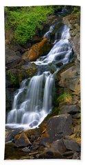 Crystal Falls Bath Towel