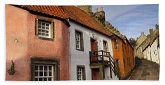Bath Towel featuring the photograph Culross by Jeremy Lavender Photography