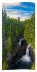 Devil's Kettle  Bath Towel