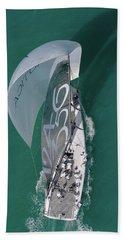 Downwind Aerial Bath Towel
