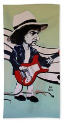 Dylan Hand Towel by Rob Hans