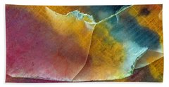 Earth Portrait 001 Hand Towel
