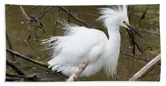 Egret Bath Bath Towel